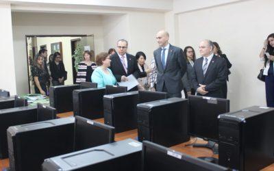 Con presencia del Ministro de Salud, fue habilitada la Biblioteca Virtual en Salud de Paraguay, de acceso público