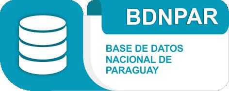 Base de Datos Nacional del Paraguay